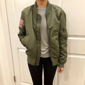 Denim & Supply Ralph Lauren Jackets & Coats - Denim & Supply Ralph Lauren aviator bomber